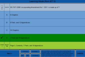17th  intro screenshot