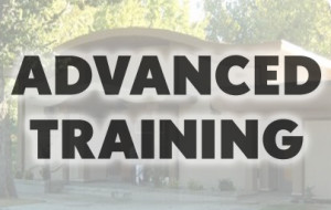 Choose Advanced Trainings!