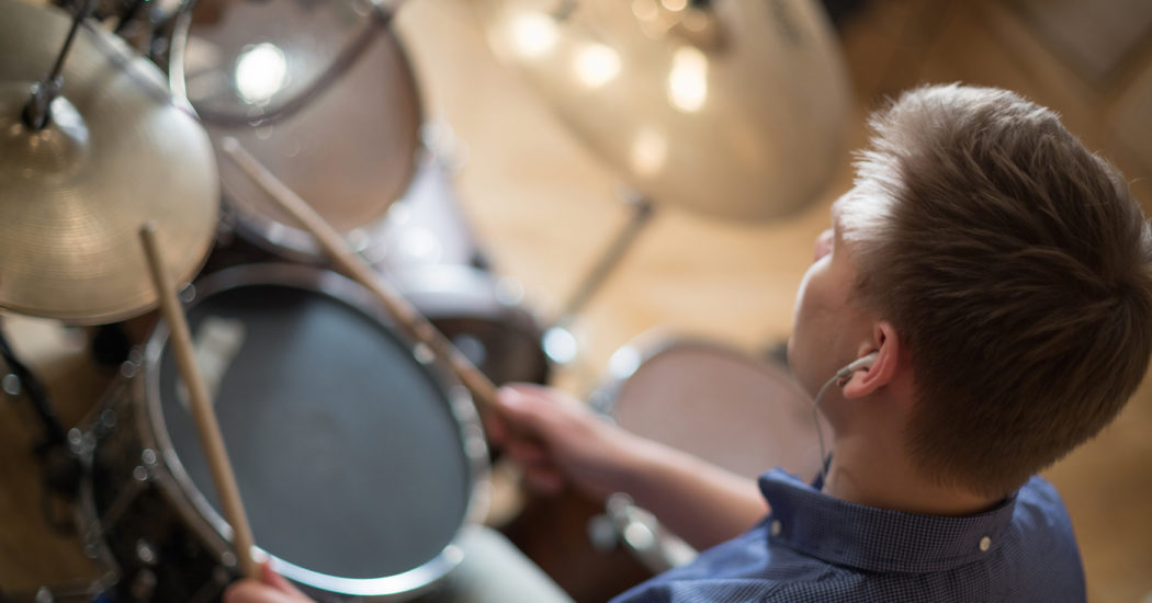 The Benefits Of Learning Drums