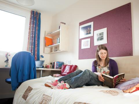 student accommodation Aberdeen University